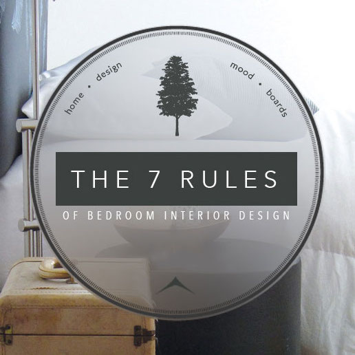 7 rule interior design